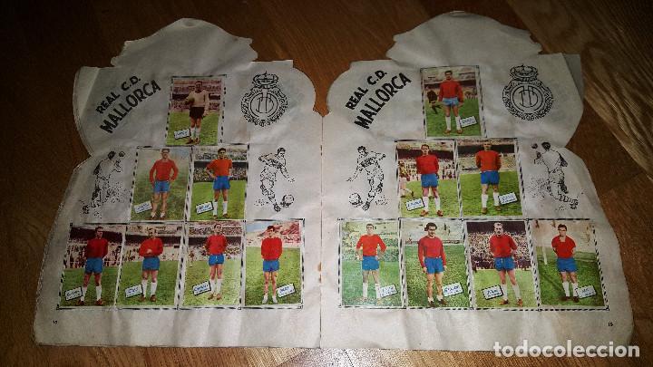Álbum de fútbol completo: BUSCADO ALBUM CAMPEONATO DE LIGA 1960 - 61 EDITORIAL FHER COMPLETO + sobre vacio - Foto 4 - 124591275
