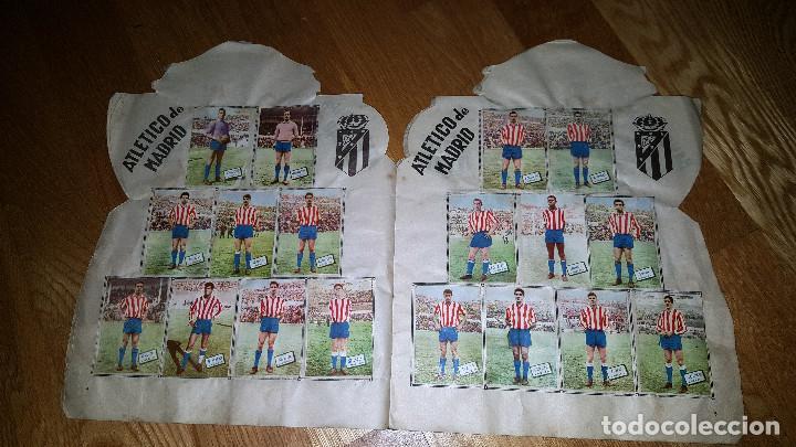 Álbum de fútbol completo: BUSCADO ALBUM CAMPEONATO DE LIGA 1960 - 61 EDITORIAL FHER COMPLETO + sobre vacio - Foto 6 - 124591275