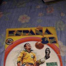 Álbum de fútbol completo: ESPAÑA 82 COMPLETO FHER. Lote 125209968