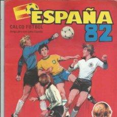 Álbum de fútbol completo: ESPAÑA 82 CALCO FUTBOL FINAL COMPLETO. Lote 125218983