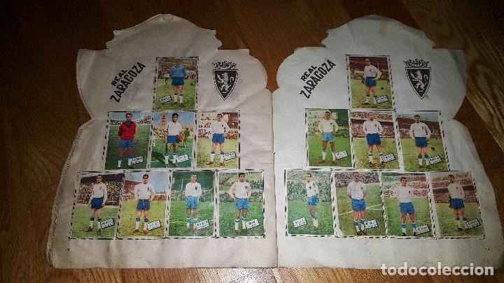 Álbum de fútbol completo: BUSCADO ALBUM CAMPEONATO DE LIGA 1960 - 61 EDITORIAL FHER COMPLETO + sobre vacio - Foto 7 - 124591275