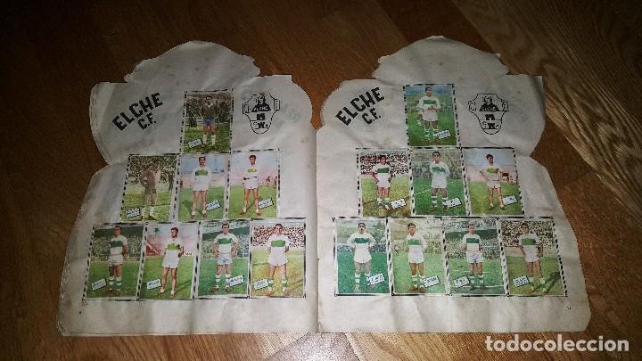Álbum de fútbol completo: BUSCADO ALBUM CAMPEONATO DE LIGA 1960 - 61 EDITORIAL FHER COMPLETO + sobre vacio - Foto 9 - 124591275
