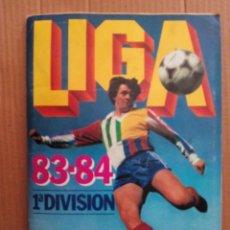 Álbum de fútbol completo: ESTE 83/84 REPLETO,115 CROMOS EXTRA,DIFICILES;COLOCAS,DOBLES IMAGENES,TRIPLE,BAJAS,BISES. Lote 125866911