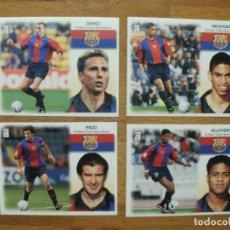 Album de football complet: ESTE 99-00 CROMO NUNCA PEGADO EN BUEN ESTADO RIVALDO. Lote 126038155
