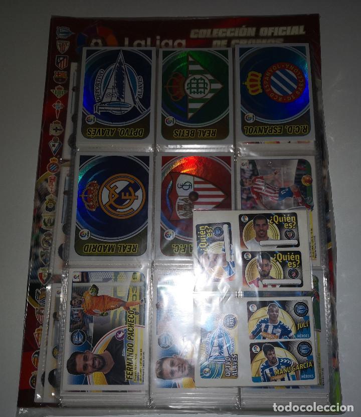 LIGA ESTE 2017 (Coleccionismo Deportivo - Álbumes y Cromos de Deportes - Álbumes de Fútbol Completos)
