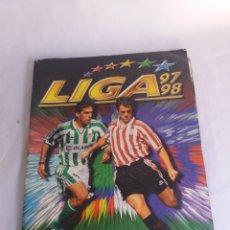 Álbum de fútbol completo: COLECCION CACI COMPLETA ALBUM LIGA ESTE 97 98 1997 1998 CROMOS MIRAR FOTOGRAFIAS. Lote 126876838