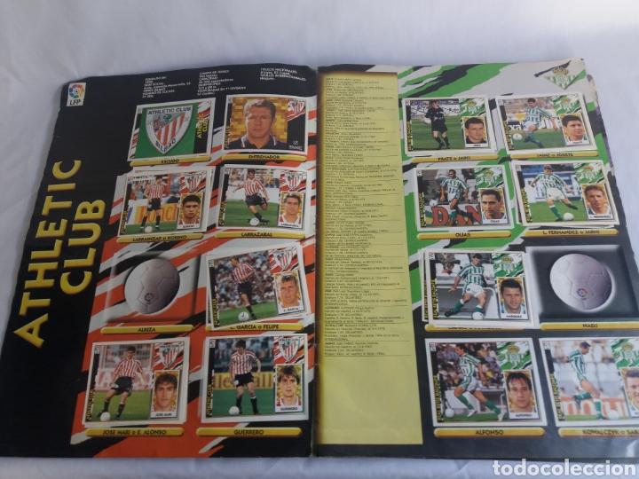 Álbum de fútbol completo: COLECCION CACI COMPLETA ALBUM LIGA ESTE 97 98 1997 1998 CROMOS MIRAR FOTOGRAFIAS - Foto 3 - 126876838