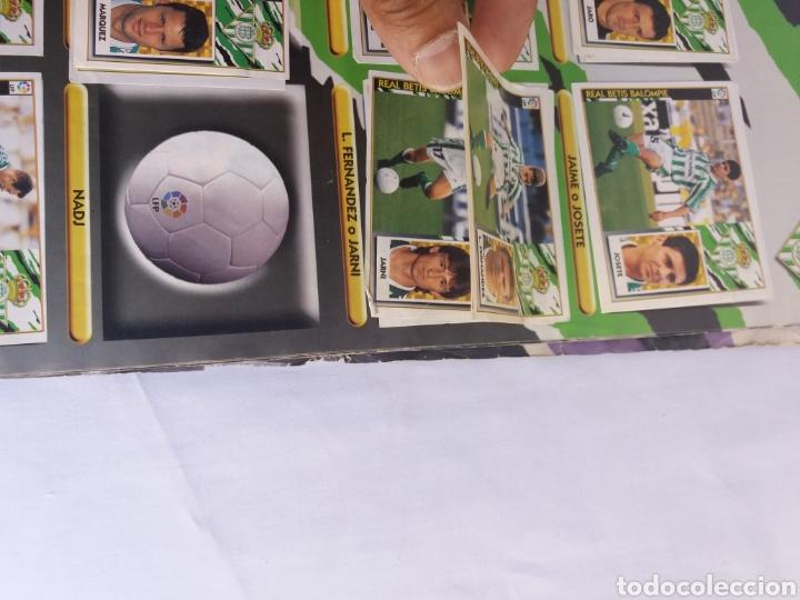 Álbum de fútbol completo: COLECCION CACI COMPLETA ALBUM LIGA ESTE 97 98 1997 1998 CROMOS MIRAR FOTOGRAFIAS - Foto 4 - 126876838