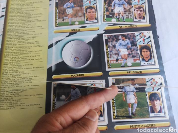 Álbum de fútbol completo: COLECCION CACI COMPLETA ALBUM LIGA ESTE 97 98 1997 1998 CROMOS MIRAR FOTOGRAFIAS - Foto 7 - 126876838