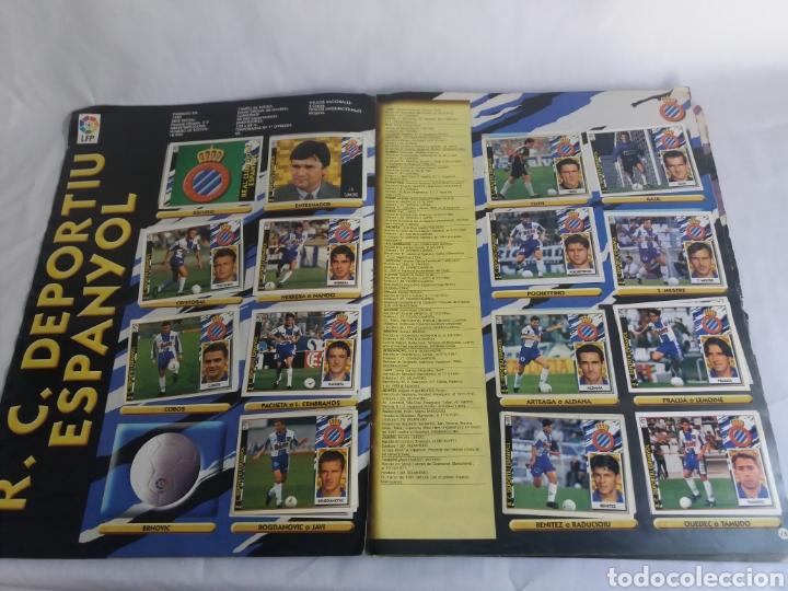 Álbum de fútbol completo: COLECCION CACI COMPLETA ALBUM LIGA ESTE 97 98 1997 1998 CROMOS MIRAR FOTOGRAFIAS - Foto 10 - 126876838