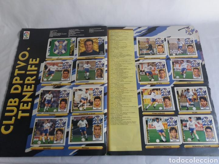 Álbum de fútbol completo: COLECCION CACI COMPLETA ALBUM LIGA ESTE 97 98 1997 1998 CROMOS MIRAR FOTOGRAFIAS - Foto 21 - 126876838