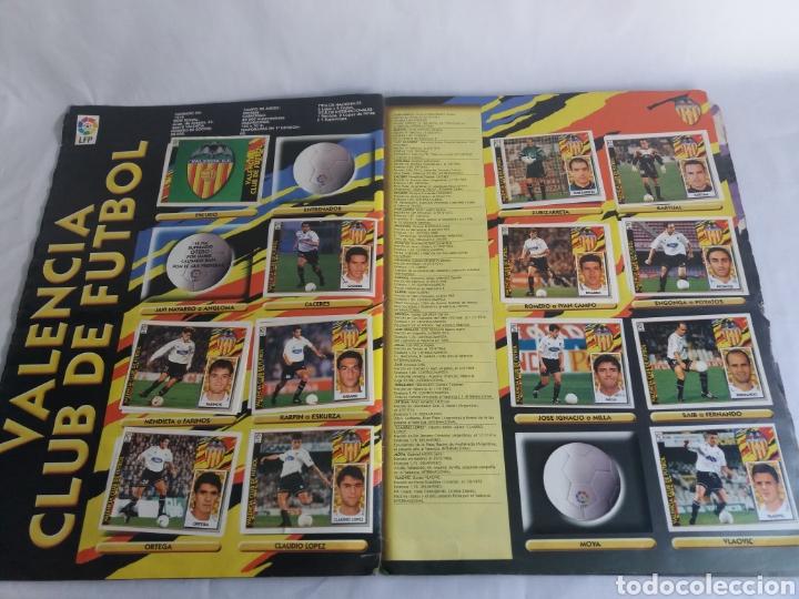 Álbum de fútbol completo: COLECCION CACI COMPLETA ALBUM LIGA ESTE 97 98 1997 1998 CROMOS MIRAR FOTOGRAFIAS - Foto 22 - 126876838