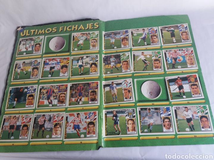 Álbum de fútbol completo: COLECCION CACI COMPLETA ALBUM LIGA ESTE 97 98 1997 1998 CROMOS MIRAR FOTOGRAFIAS - Foto 25 - 126876838