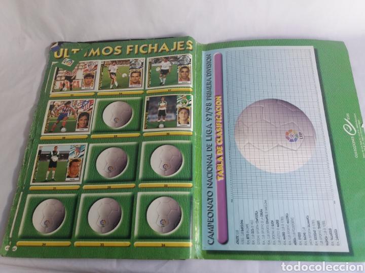 Álbum de fútbol completo: COLECCION CACI COMPLETA ALBUM LIGA ESTE 97 98 1997 1998 CROMOS MIRAR FOTOGRAFIAS - Foto 26 - 126876838