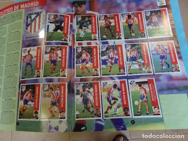 Álbum de fútbol completo: album liga 95-96 de panini, completo 376 cromos, 340 mas 36 fichajes - Foto 3 - 127545451