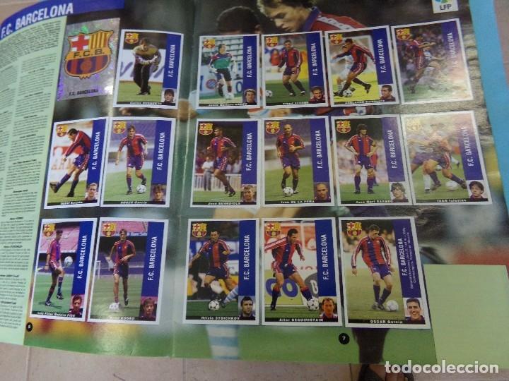 Álbum de fútbol completo: album liga 95-96 de panini, completo 376 cromos, 340 mas 36 fichajes - Foto 4 - 127545451