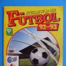 Álbum de fútbol completo: ALBUM CROMOS - FUTBOL 1992-1993 92-93 - PANINI - COMPLETO. Lote 127629915