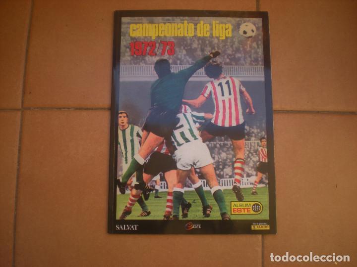 ALBUM CROMOS INOLVIDABLES DE SALVAT 1972-73 (FACSIMIL) (Coleccionismo Deportivo - Álbumes y Cromos de Deportes - Álbumes de Fútbol Completos)