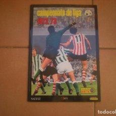 Álbum de fútbol completo: ALBUM CROMOS INOLVIDABLES DE SALVAT 1972-73 (FACSIMIL). Lote 128108831