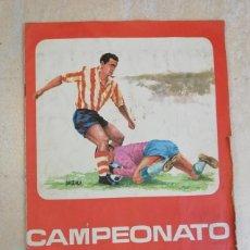 Álbum de fútbol completo: ALBUM DE CROMOS CAMPEONATO DE LIGA 1966 / 67 COMPLETO !!!!. Lote 33807514