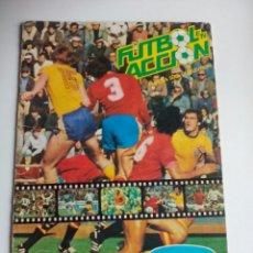 Álbum de fútbol completo: ÁLBUM COMPLETO FÚTBOL DANONE 82. Lote 130612720