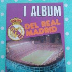 Álbum de fútbol completo: ALBUM FUTBOL REAL MADRID 1976/77.COMPLETO.GRAN ESTADO.. Lote 131124728