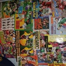 Álbum de fútbol completo: LIGAS EXTRAJERAS. Lote 131134228