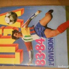 Álbum de fútbol completo: ALBUM ESTE 83-84 CON 369 CROMOS. Lote 131664174