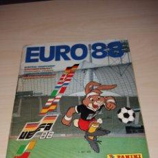 Álbum de fútbol completo: ÁLBUM EURO 88 - UEFA 88 - PANINI. Lote 132284455