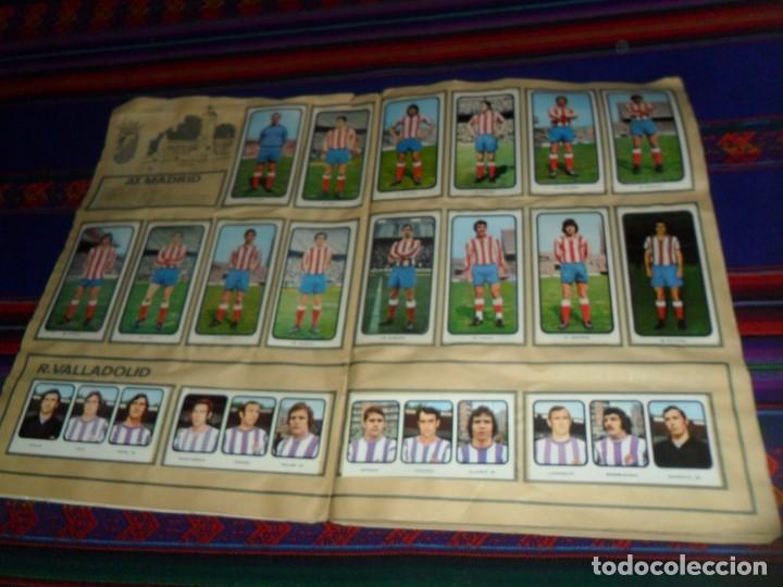 Álbum de fútbol completo: FÚTBOL 1973 1974 COMPLETO 3 DOBLES RUIZ ROMERO. BE. REGALO FÚTBOL 1968 1969 RUIZ ROMERO INCOMPLETO - Foto 23 - 74955575