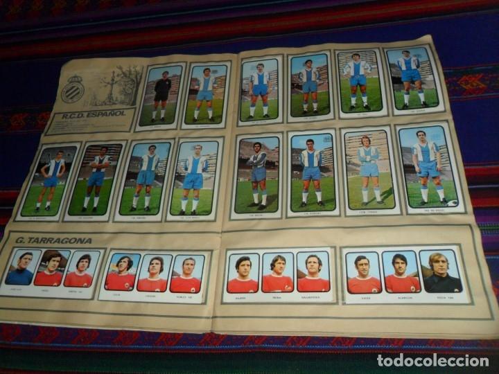 Álbum de fútbol completo: FÚTBOL 1973 1974 COMPLETO 3 DOBLES RUIZ ROMERO. BE. REGALO FÚTBOL 1968 1969 RUIZ ROMERO INCOMPLETO - Foto 29 - 74955575