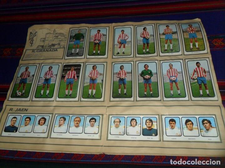 Álbum de fútbol completo: FÚTBOL 1973 1974 COMPLETO 3 DOBLES RUIZ ROMERO. BE. REGALO FÚTBOL 1968 1969 RUIZ ROMERO INCOMPLETO - Foto 31 - 74955575