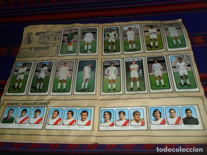 Álbum de fútbol completo: FÚTBOL 1973 1974 COMPLETO 3 DOBLES RUIZ ROMERO. BE. REGALO FÚTBOL 1968 1969 RUIZ ROMERO INCOMPLETO - Foto 32 - 74955575