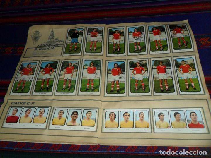 Álbum de fútbol completo: FÚTBOL 1973 1974 COMPLETO 3 DOBLES RUIZ ROMERO. BE. REGALO FÚTBOL 1968 1969 RUIZ ROMERO INCOMPLETO - Foto 33 - 74955575