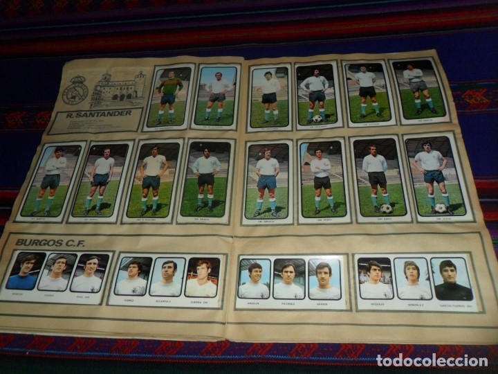 Álbum de fútbol completo: FÚTBOL 1973 1974 COMPLETO 3 DOBLES RUIZ ROMERO. BE. REGALO FÚTBOL 1968 1969 RUIZ ROMERO INCOMPLETO - Foto 35 - 74955575