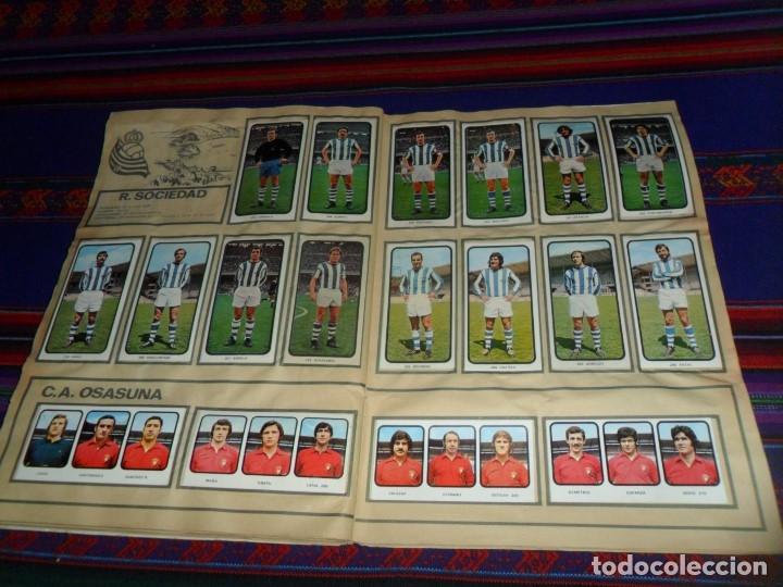 Álbum de fútbol completo: FÚTBOL 1973 1974 COMPLETO 3 DOBLES RUIZ ROMERO. BE. REGALO FÚTBOL 1968 1969 RUIZ ROMERO INCOMPLETO - Foto 36 - 74955575