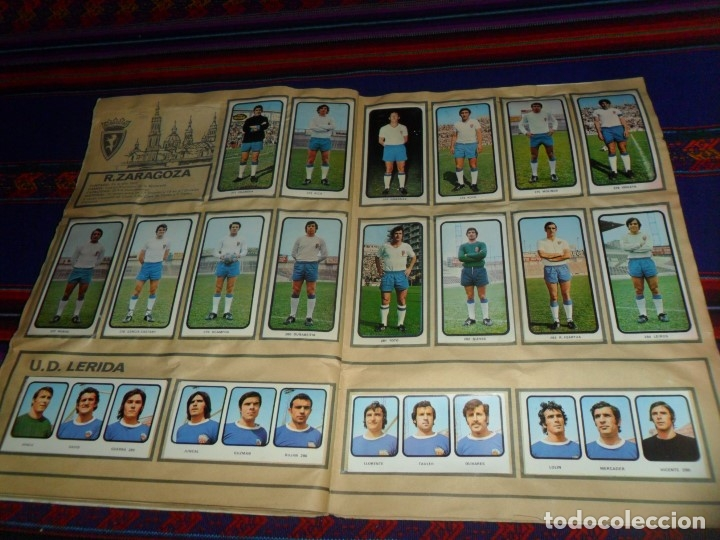 Álbum de fútbol completo: FÚTBOL 1973 1974 COMPLETO 3 DOBLES RUIZ ROMERO. BE. REGALO FÚTBOL 1968 1969 RUIZ ROMERO INCOMPLETO - Foto 37 - 74955575