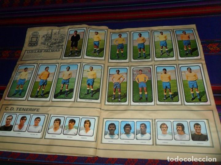 Álbum de fútbol completo: FÚTBOL 1973 1974 COMPLETO 3 DOBLES RUIZ ROMERO. BE. REGALO FÚTBOL 1968 1969 RUIZ ROMERO INCOMPLETO - Foto 38 - 74955575