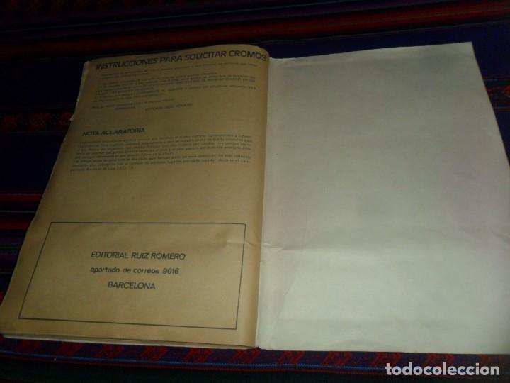 Álbum de fútbol completo: FÚTBOL 1973 1974 COMPLETO 3 DOBLES RUIZ ROMERO. BE. REGALO FÚTBOL 1968 1969 RUIZ ROMERO INCOMPLETO - Foto 41 - 74955575