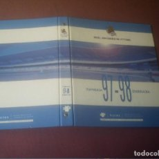 Álbum de fútbol completo: REAL SOCIEDAD TEMPORADA 97-98 DENBORALDIA ALBUM KUTXA . Lote 132522882