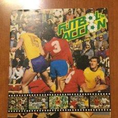 Álbum de fútbol completo: ALBUM COMPLETO FUTBOL EN ACCION DANONE 82. . Lote 132728170