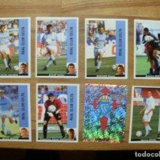 Álbum de fútbol completo: LIGA 95-96 PANINI CROMO NUNCA PEGADO EN BUEN ESTADO PRATS DEL CELTA. Lote 156485145