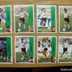 Álbum de fútbol completo: LIGA 95-96 PANINI CROMO NUNCA PEGADO EN BUEN ESTADO MENDIONDO DEL MERIDA. Lote 156485293
