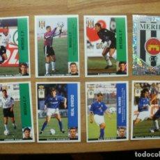 Álbum de fútbol completo: LIGA 95-96 PANINI CROMO NUNCA PEGADO EN BUEN ESTADO IRU DEL MERIDA. Lote 156485313