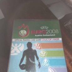 Álbum de fútbol completo: PANINI EURO 2008 TRADING CARD GAME ( COLECCION COMPLETA ) . Lote 133016978