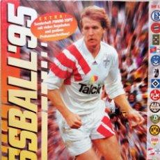 Álbum de fútbol completo: ALBUM PANINI. - FUSSBALLL 95. COMPLETE COLLECTION.#. Lote 133167066