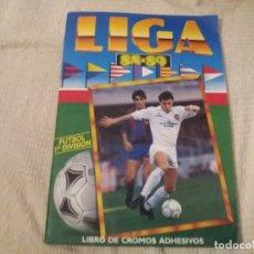 Álbum de fútbol completo: ALBUM 88-89 ESTE COMPLETO CON CASI TODO LO EDITADO COLOCA FICHAJE. LEER DESCRIPCIÓN. Lote 52871114