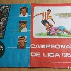Álbum de fútbol completo: CAMPEONATO DE LIGA 1966 67 - ÁLBUM COMPLETO - DISGRA. Lote 134021134