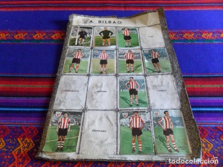 Álbum de fútbol completo: FHER DISGRA CAMPEONATO DE LIGA 1966 1967 66 67 COMPLETO. REGALO 1967 1968 67 68 INCOMPLETO. - Foto 12 - 120210527