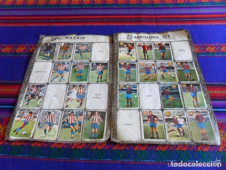 Álbum de fútbol completo: FHER DISGRA CAMPEONATO DE LIGA 1966 1967 66 67 COMPLETO. REGALO 1967 1968 67 68 INCOMPLETO. - Foto 13 - 120210527